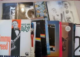 VARIOUS VINYLS FOR SALE. £8.00 EACH. MOSTLY ROCK. POSTAGE AVAILABLE