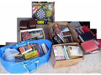 Free railway / train books etc - car boot / job lot