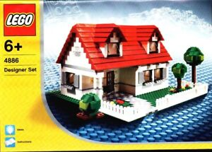 LEGO 4886 model