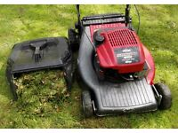 "Fully Serviced EXTRA LARGE 21"" Mountfield SP550 Self-Propelled Petrol Lawnmower"