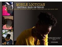 LOCS by BERTHA - MobileLoctician available for your natural hair needs
