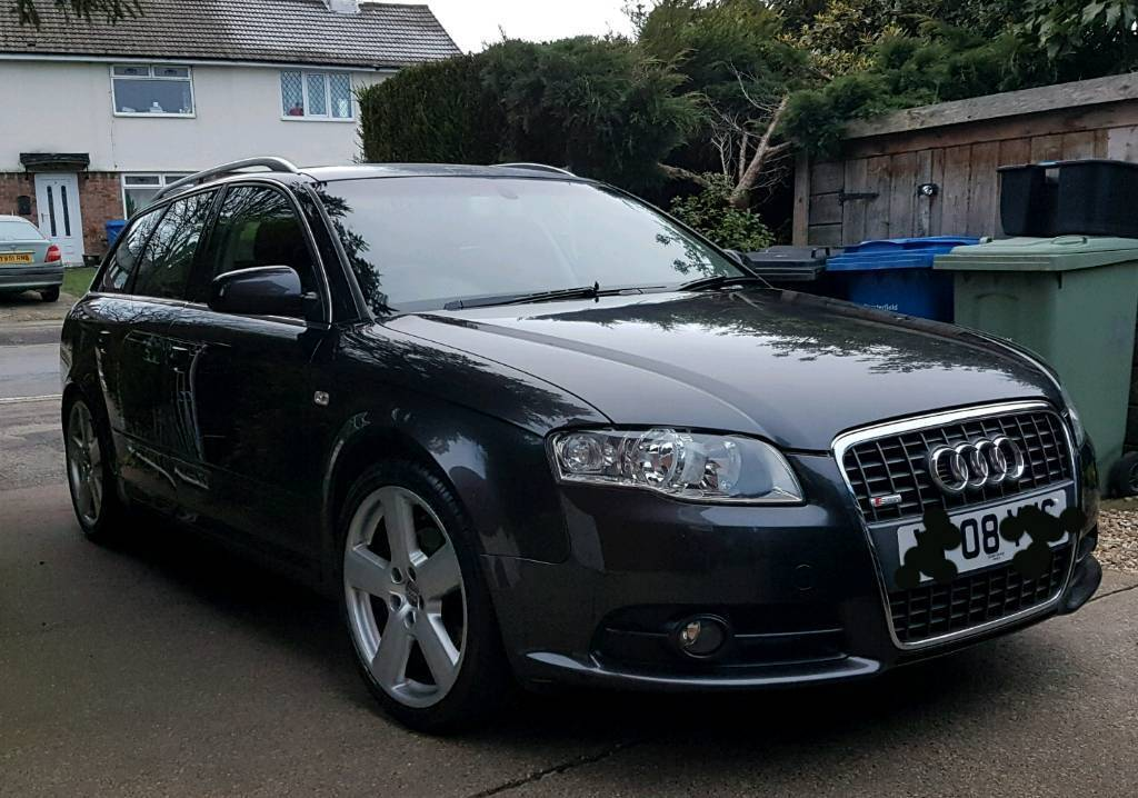 audi a4 b7 avant s line in brimington derbyshire. Black Bedroom Furniture Sets. Home Design Ideas