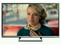 "Panasonic 40"" smart tv wifi HD freeview top model."