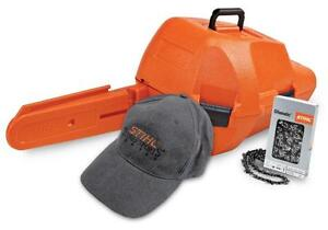 Chainsaws with FREE Wood-Pro Kits starting from $259.95!