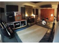 Central London Band Rehearsal Space/Room for long term let - back line/upright piano/storage incl.