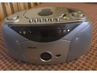Portable Radio Stereo Hifi/Cassette/DVD Player Second Hand