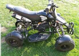 Mini moto quad midi atv 50cc