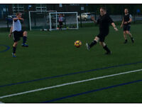 Players of all abilities wanted for friendly, inclusive football games on Wednesdays at 8pm. Farsley
