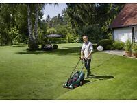 Bosch Rotak 43 Ergoflex Electric Rotary Lawn Mower, Cutting Width 43 cm