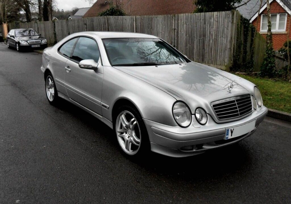 2001 Mercedes CLK320 Automatic Avantgarde Coupe | in Hamble, Hampshire |  Gumtree