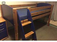 single bed cresta scallywag