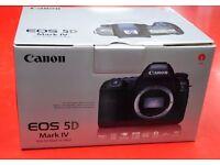Canon EOS 5D Mark IV £3400