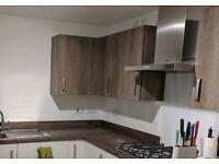 Kitchen wall cabinets - corner (NEW)