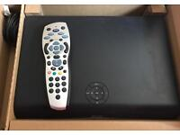 Working SKY+HD Box with Remote Control
