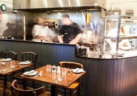 Head chef required for an immediate start in a busy village pub in holiday village in Fife