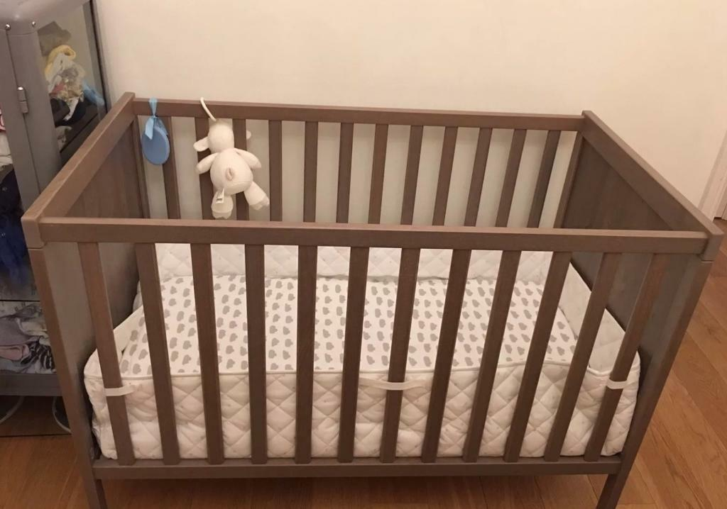 IKEA Sundvik Baby Cot/ Baby Bed   in Greenwich, London ...