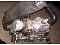 Sealed Rotax Max Engine