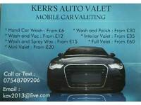 🌟KERR'S AUTO VALET🌟MOBILE CAR VALETING