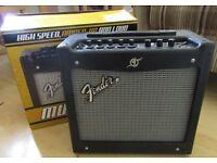 Fender Mustang I v2 guitar amp