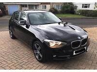 BMW 1 SERIES: 114i Sport 5dr (High Spec)