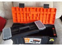 "Toolbox 25.5"" Heavy duty REDUCED only £8"