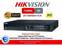 Hikvision 8 Channel CCTV Recorder Mobile Network UK Seller