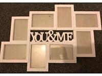 You&me photo frame