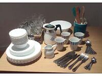 Assortment of Kitchenware