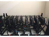 8 x Asus Rog Strix GeForce GTX 1070 TI mining rig