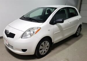 2008 Toyota Yaris LE - Just arrived