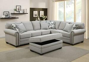 GRAND SALE ON SECTIONALS!! LOWEST PRICE GUARANTEE (AD 502)
