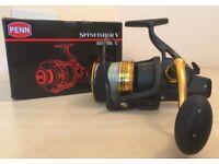 Penn Spinfisher 7500lc Long Cast Fixed Spool Beach Spinning Reel