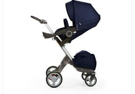 Stokke Xplory And Extras