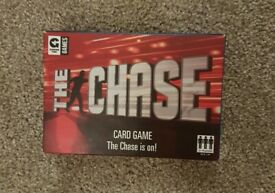 The Chase Card Game (NEW)