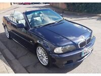 2002 02 BMW 325 CI SPORT CONVERTIBLE E46 MANUAL 330 M TECH