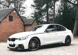 BMW 320D M Sport M Performance, 52k, FBMWSH, 12 Months MOT, Immaculate Throughout