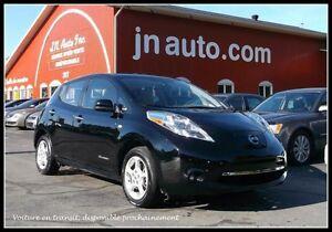2015 Nissan Leaf SV 6.6 kw **EN TRANSIT** Recharge 110v,220v et