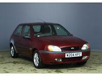 Ford Fiesta, 1.2 manual Long MOT alloy wheels £275