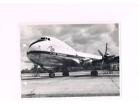 Wanted Aviation Traders ATL 98 Carvair Photos / Service manuals DC4 / C54 etc