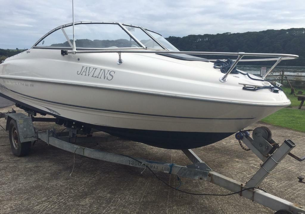 For Sale Bayliner Capri 1802 Ls Fast Fish Ski Boat In