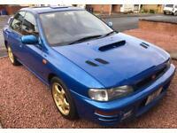 Fresh Import Subaru STi Type-RA V Ltd 555