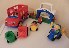 Fisher Price Little People Bundle £10 for all collection from Shepshed (can post).