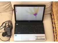 Acer Aspire E1-571 intel core i5 with 4GB Ram & 750 GB HD Laptop