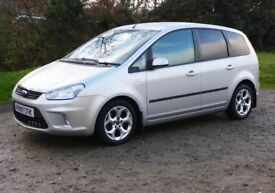 Ford C-MAX 1.8 TDCi ZETEC Great Family Car