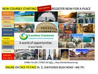 Spanish lessons - In school on 17/5 or online courses - private tuition and group classes