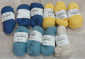 Cascade Eco+ and Ecological Knitting Wool