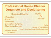 Home Organiser Declutter House Cleaning