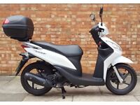 Honda vision 110c , Excellent Condition, only 629 miles!