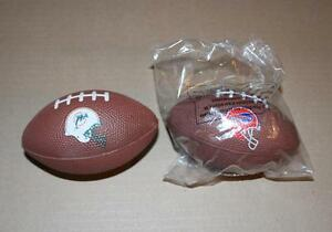 NFL miniature team football Strathcona County Edmonton Area image 1