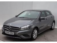 Mercedes-Benz A Class A180 BLUEEFFICIENCY SE (grey) 2014-09-29